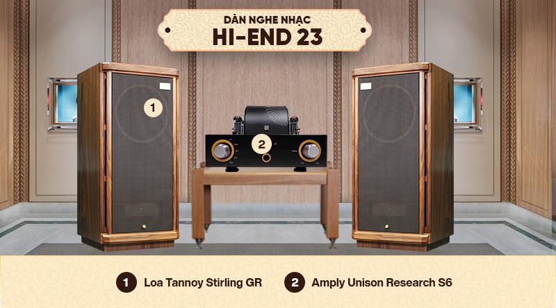 Dàn nghe nhạc Hi-End 23