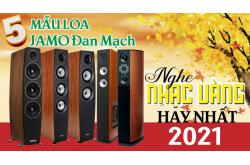 5 mẫu Loa JAMO Đan Mạch nghe nhạc vàng hay nhất 2021