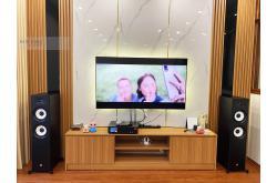 Lắp đặt dàn karaoke – nghe nhạc gia đình  anh Toàn tại Hải Phòng (JBL Stage A190, Lenovo K750)