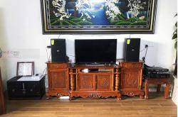 Lắp đặt dàn karaoke gia đình anh Cường tại Phú Thọ (Domus DP6100, VM630A, X6 Luxury, BJ-W66 Plus...)