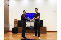 Lắp đặt dàn karaoke gia đình anh Hội tại Hà Nội (RCF EMAX 3110, Xli2500, K9800 New, SPL120, VM300)