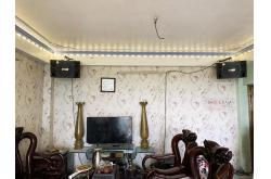 Lắp đặt dàn karaoke gia đình anh Hưng tại Hà Nội (BMB CSD 2000SE, VM840A, BPR8500, Alto TX212S, VM300)