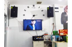Lắp đặt dàn karaoke gia đình anh Tuấn tại Trà Vinh (Domus DP6120, VM620A, X6 Luxury, BCE U900Plus)