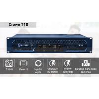 Cục đẩy công suất Crown T10