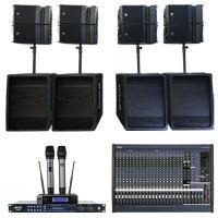 Dàn âm thanh Line Array Active (Liền công suất) DMX 05