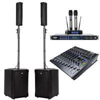 Dàn âm thanh sân khấu Active RCF 01  (không gian 100-150m)
