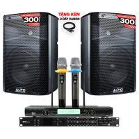 Dàn karaoke - Sân khấu Mini Alto 22