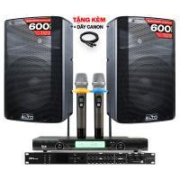 Dàn karaoke- Sân khấu Mini Alto 24