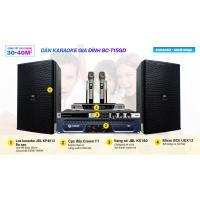Dàn karaoke gia đình BC-T15GD (New 2021)