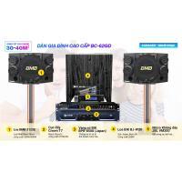 Dàn karaoke gia đình cao cấp BC-62GD (New 2021)