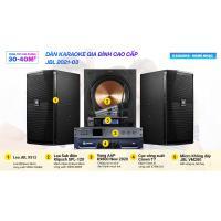 Dàn karaoke gia đình cao cấp JBL 2021-03