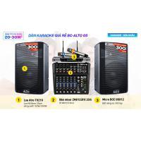 Dàn karaoke giá rẻ BC-ALTO 05