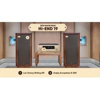 Dàn nghe nhạc Hi-End 19 (Tannoy Stirling GR + Accuphase E-380)