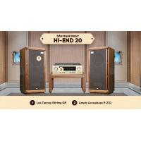 Dàn nghe nhạc Hi-End 20 (Tannoy Stirling GR + Accuphase E-270)