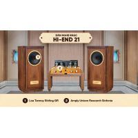 Dàn nghe nhạc Hi-End 21 (Tannoy Stirling GR + Unison Research Sinfonia)