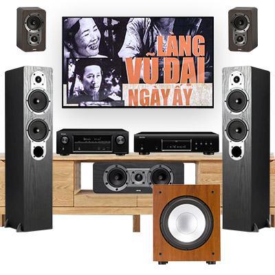 Dàn âm thanh 5.1 xem phim nghe nhạc BC-XPNN06