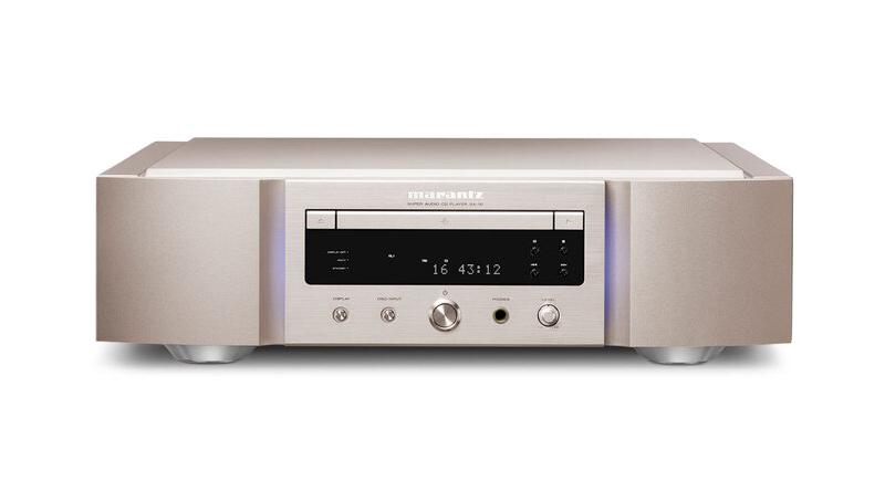 Đầu CD/SACD Marantz SA-10