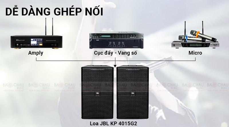Loa JBL KP4015G2