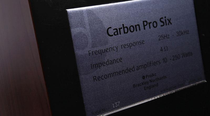 Loa ProAc Carbon Pro 6