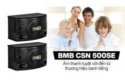 Đánh giá loa BMB CSN 500SE:  Âm thanh tuyệt vời đến từ thương hiệu danh tiếng
