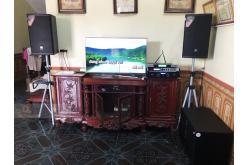 Lắp đặt dàn karaoke gia đình anh Bảo tại Bắc Giang (JBL MTS12, TD8004, X6 Luxury, BJ-W66 Plus, UGX12)