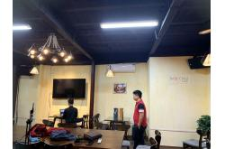 Lắp đặt dàn karaoke gia đình anh Khuê tại Hà Nội (Alto AT1000, VM640A, BKSound X5 Plus)