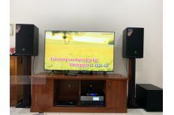 Lắp đặt dàn karaoke gia đình anh Sơn tại Đồng Nai (JBL MTS12, VM620A, K9900II, R120SW, VM200)