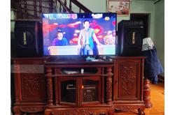 Lắp đặt dàn karaoke gia đình anh Thắng tại Hà Nội (BIK BS-998, Jarguar Suhyoung 506 Gold, BBS B900)