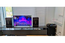 Lắp đặt dàn karaoke gia đình anh Trọng tại Đồng Nai (BIK BJ-S968, VM420A, X6 Luxury, SW612B, BJ-U500...)