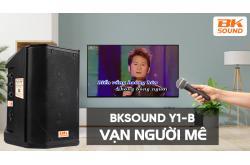 Loa di động BKsound Y1-B: Đơn giản nhưng vẫn tinh tế vạn người mê