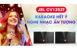 Loa JBL CV1252T: Công nghệ tiên tiến, karaoke hết ý, nghe nhạc quá ấn tượng