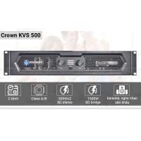 Cục đẩy Crown KVS 500