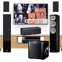 Dàn âm thanh 5.1 xem phim, nghe nhạc Yamaha 02