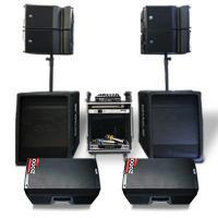 Dàn Âm thanh Line array Active (Liền công suất) DMX 01