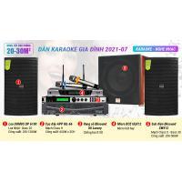 Dàn karaoke gia đình 2021-07