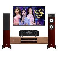 Dàn nghe nhạc 2 kênh Stereo 2020-01 (JBL STAGE A170+Marantz PM8006)