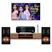 Dàn nghe nhạc 2 kênh Stereo BC-NN07(Klipsch 600M + Yamaha N402)