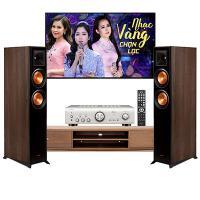 Dàn nghe nhạc 2 kênh Stereo BC-NN11 (Klipsch RP-5000F+Denon PMA-800NE)