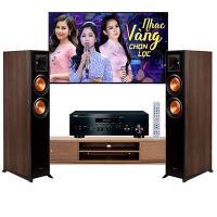 Dàn nghe nhạc 2 kênh Stereo BC-NN13 (Klipsch RP 5000F +Yamaha R N803)