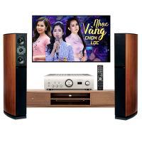 Dàn nghe nhạc 2 kênh Stereo BC-NN15 (Jamo D590 +Denon PMA 1600NE)
