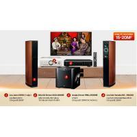 Dàn nghe nhạc cao cấp 2 kênh Stereo NN39 (Jamo D590+Marantz PM8006+Marantz CD6007)