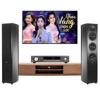 Dàn nghe nhạc cao cấp 2021-01 (Revel F36 + Arcam SA20)