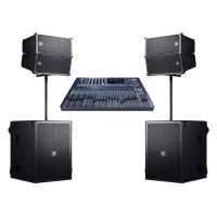 Hệ thống âm thanh sân khấu chuyên nghiệp Line Array JBL 01