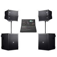 Hệ thống âm thanh sân khấu chuyên nghiệp Line Array JBL 02