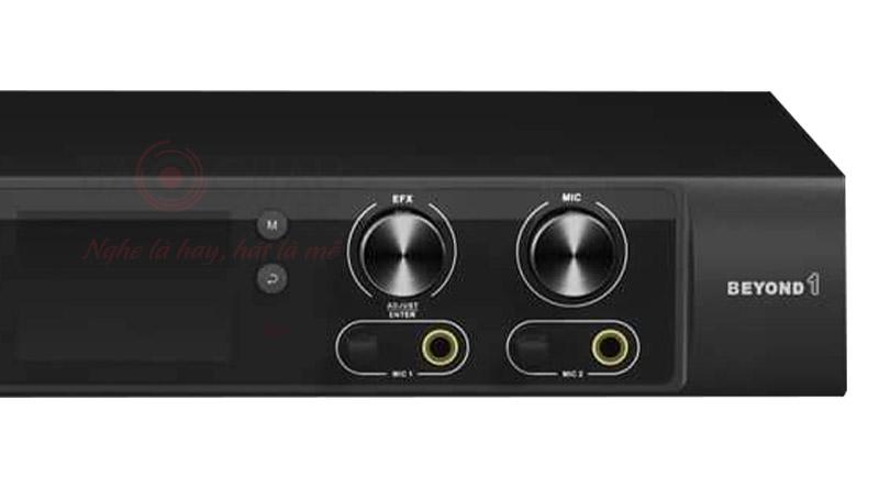 Ampli tích hợp mixer karaoke JBL Beyond 1