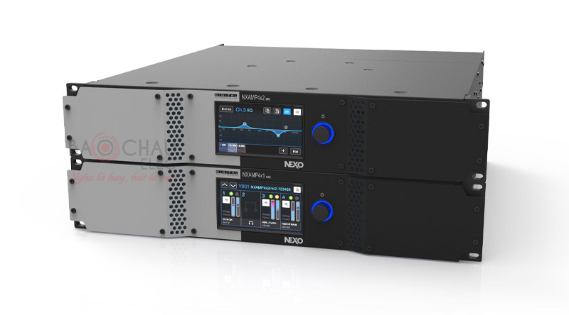 Amplifier Nexo NXAMP 4X2 MK2