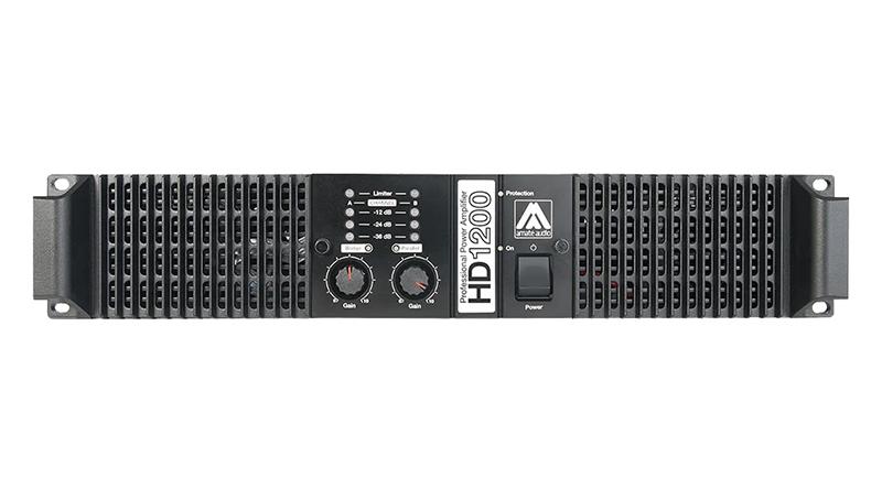 Cục đẩy công suất Amate HD1200