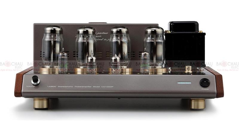 Power Amplifier Leben CS-1000P (SX: Japan)