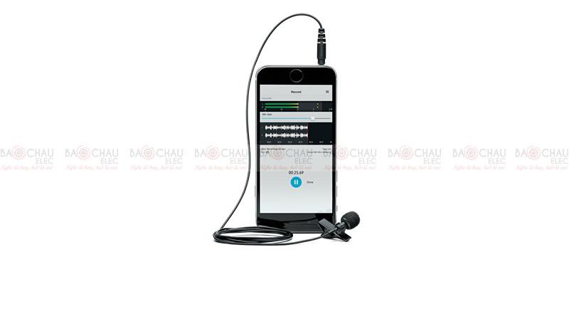 Micro Shure MVL/A