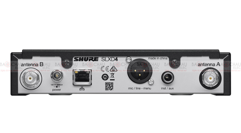 Micro Shure SLXD24A/B58